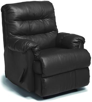 Palliser Columbus Leather Chaise Lift Recliner