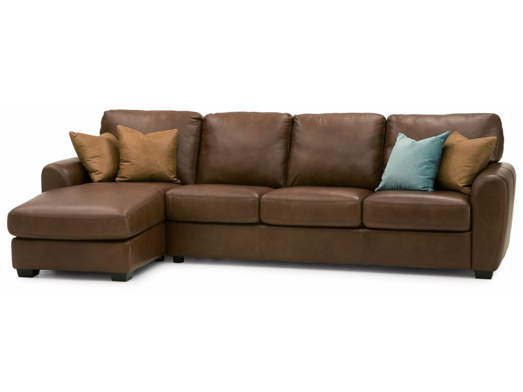 Palliser Connecticut2-Piece Sectional Sofa