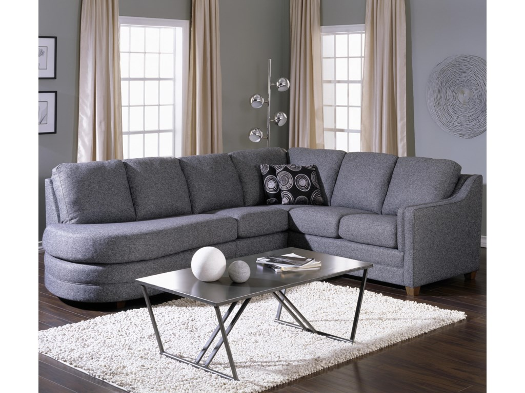 Palliser Corissa4-Piece Sectional