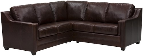 Palliser Corissa Sofa and Love Seat Sectional
