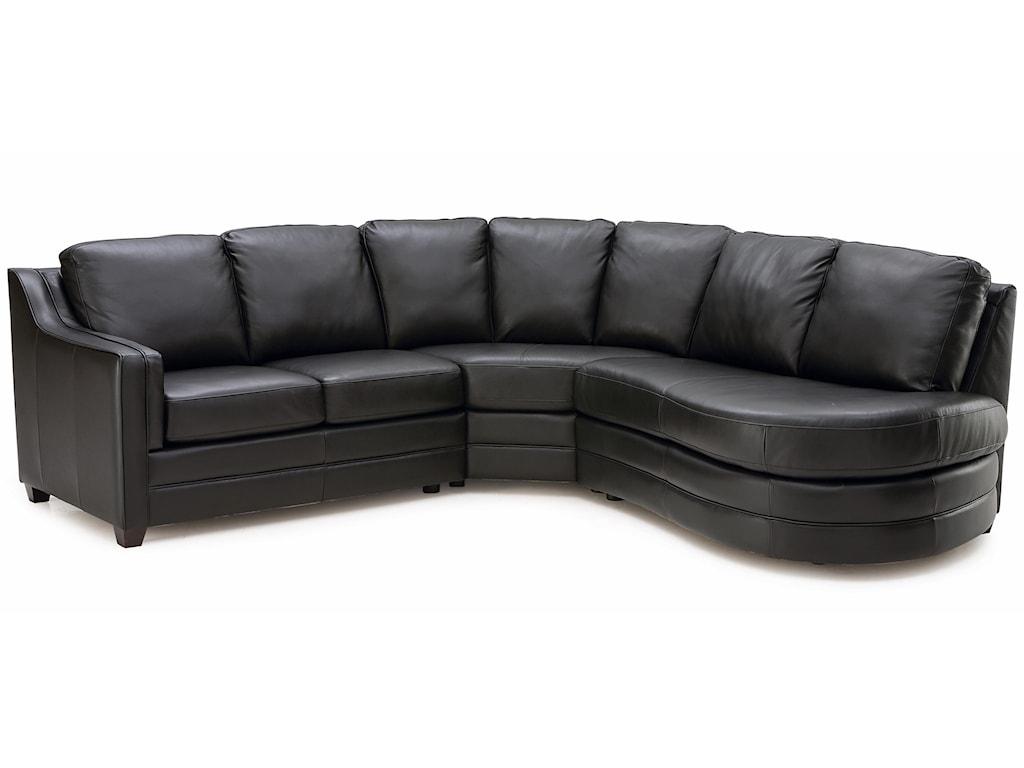 Palliser CorissaSectional Sofa