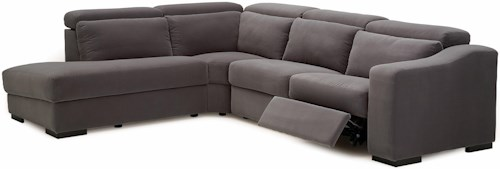 Palliser Cortez II Stationary Left Hand Facing 4 Pc. Sectional