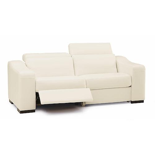 Palliser Cortez II Contemporary Sofa Recliner w/ Power