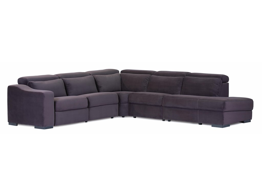 Palliser Cortez IIPowered RHF 5 Pc Sectional