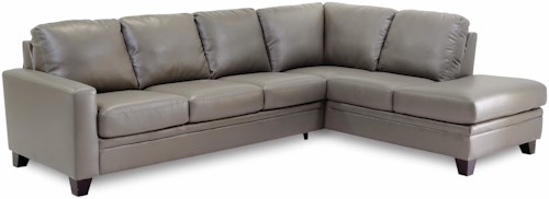 Palliser Creighton Right Hand Facing Chaise Sectional