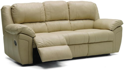 Palliser Daley 41162 Leather Reclining Sofa