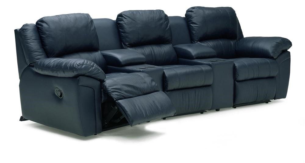 Palliser Daley 41162Reclining Sectional