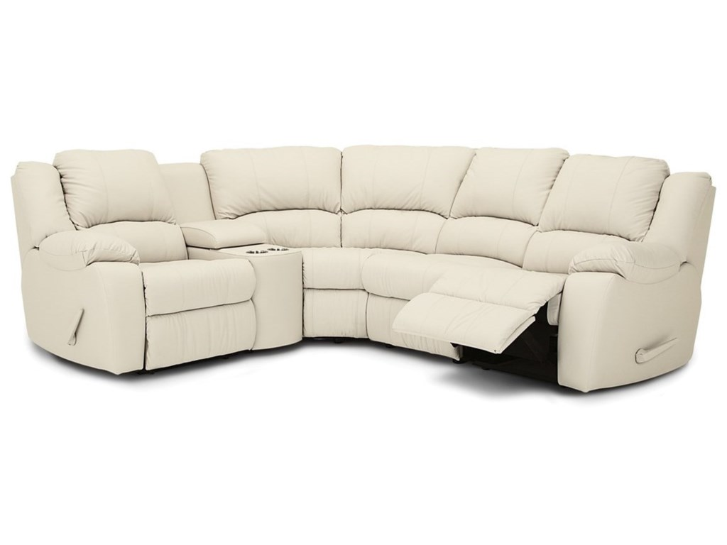 Palliser DelaneyReclining Sectional