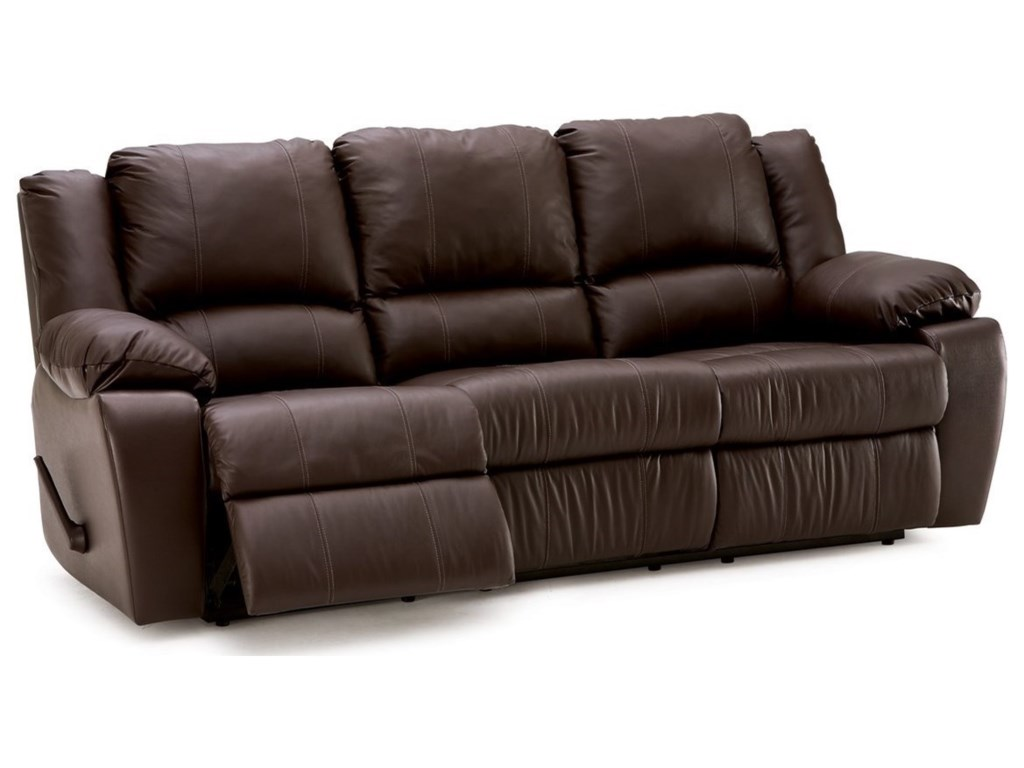 Palliser DelaneySofa Recliner, Drop Table