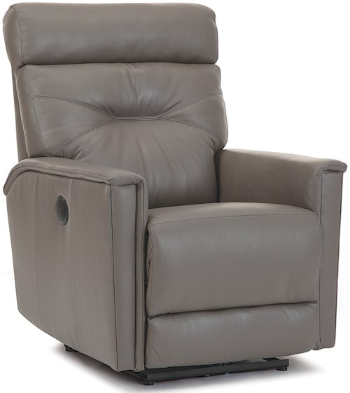 Palliser Denali Contemporary Rocker Recliner with Track Arms