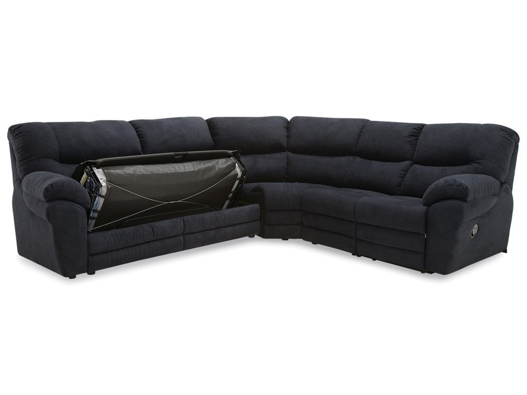 Palliser Divo4-Seat Reclining Sectional Sofa