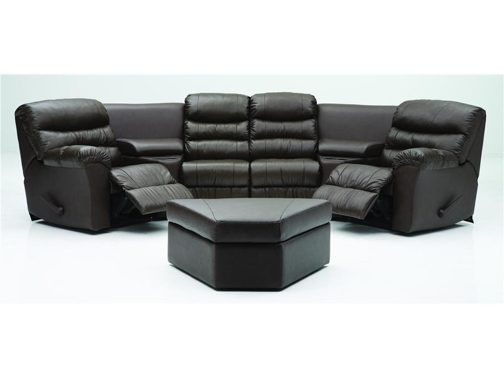 Palliser DurantCorner Home Theater Seating