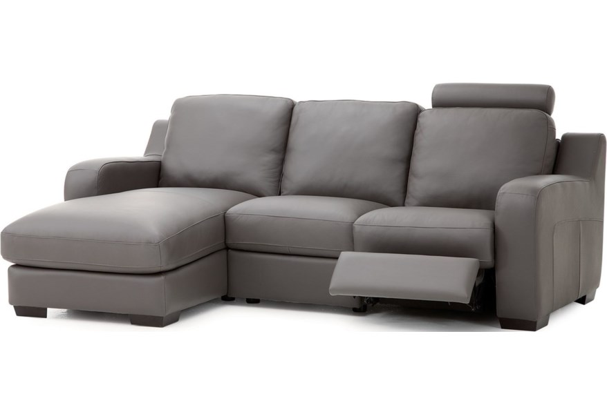 Seat Reclining Sectional Sofa