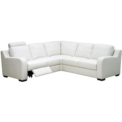 Palliser Flex Reclining Sectional Sofa A1 Furniture