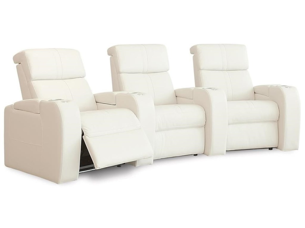 Palliser FlicksHome Theater Sectional