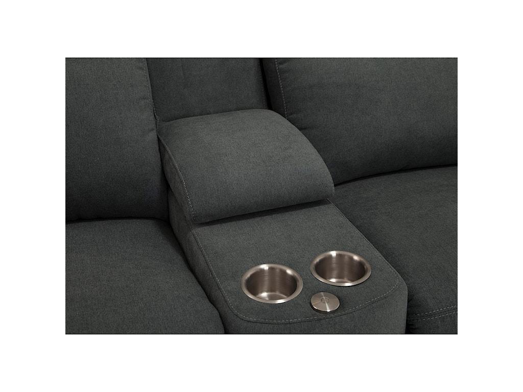 Palliser Forest Hill3-Seat Reclining Sectional Sofa