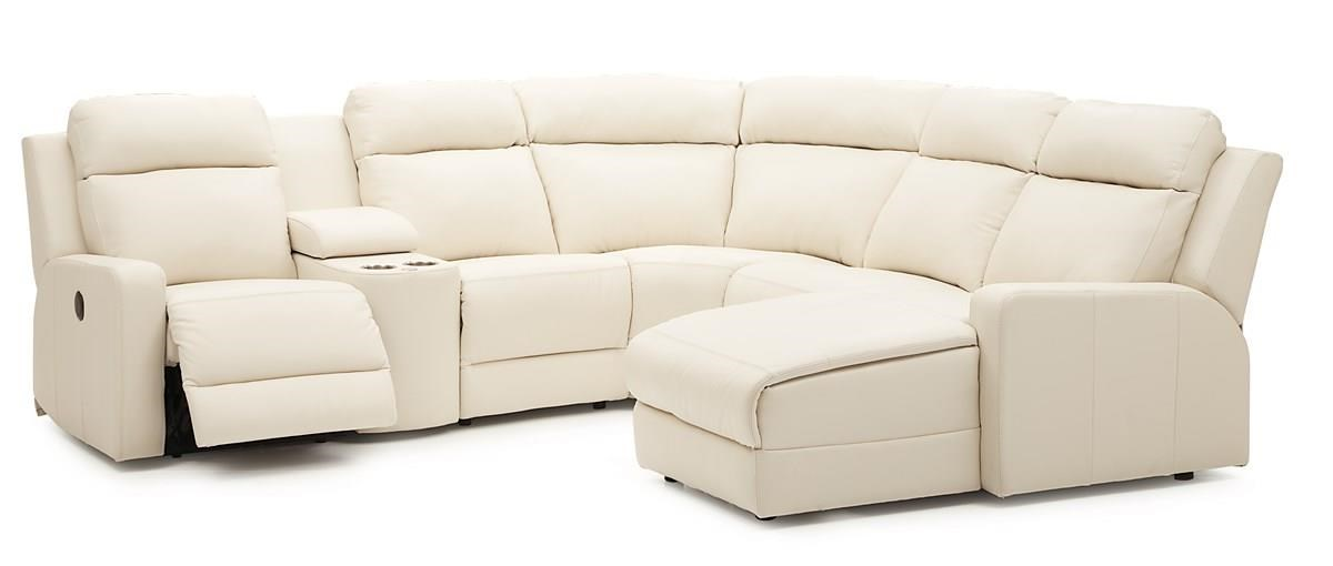 Palliser Forest HillReclining Sectional Sofa Chaise ...