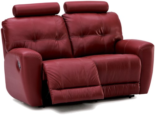 Palliser Galore Contemporary Power Reclining Loveseat