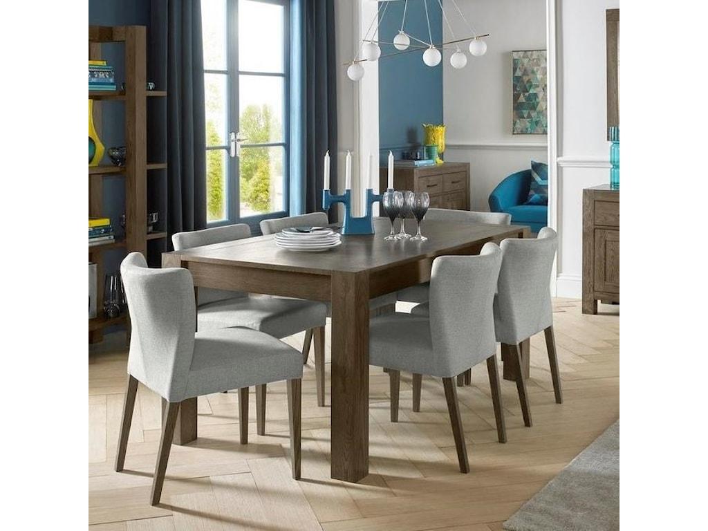 Palliser Gardiner-Saylor7-Piece Table and Chair Set