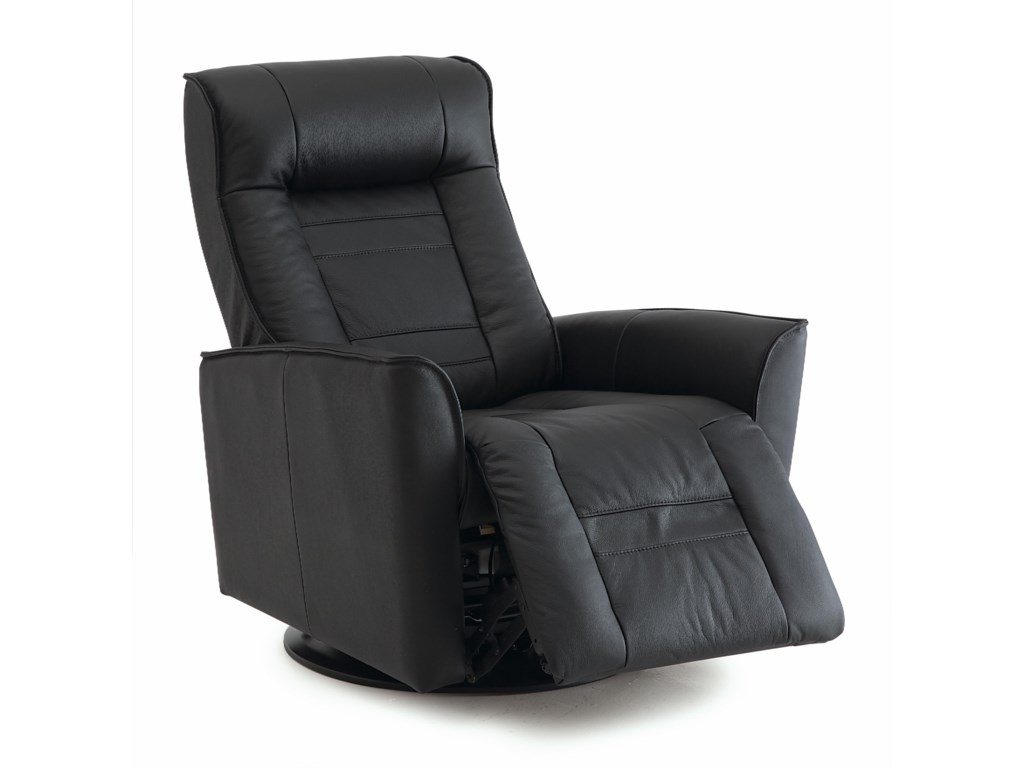 Palliser Glacier BayContemporary Swivel Glider Recliner
