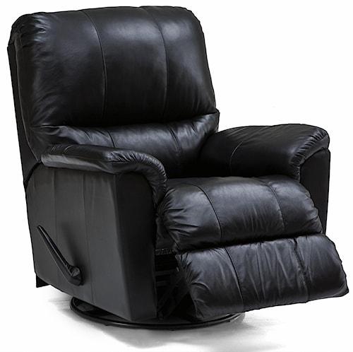 Palliser Grady Casual Power Lift Chair with Bustle Back