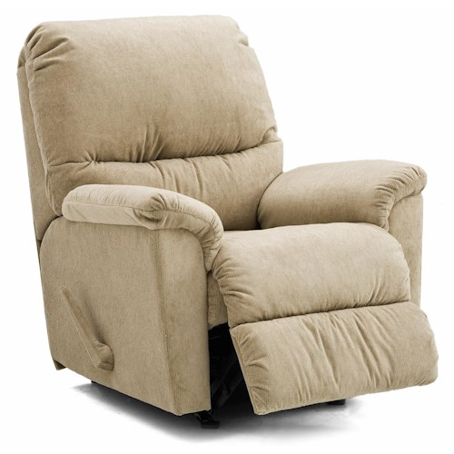 Palliser Grady Casual Power Lift Chair with Bustle Back
