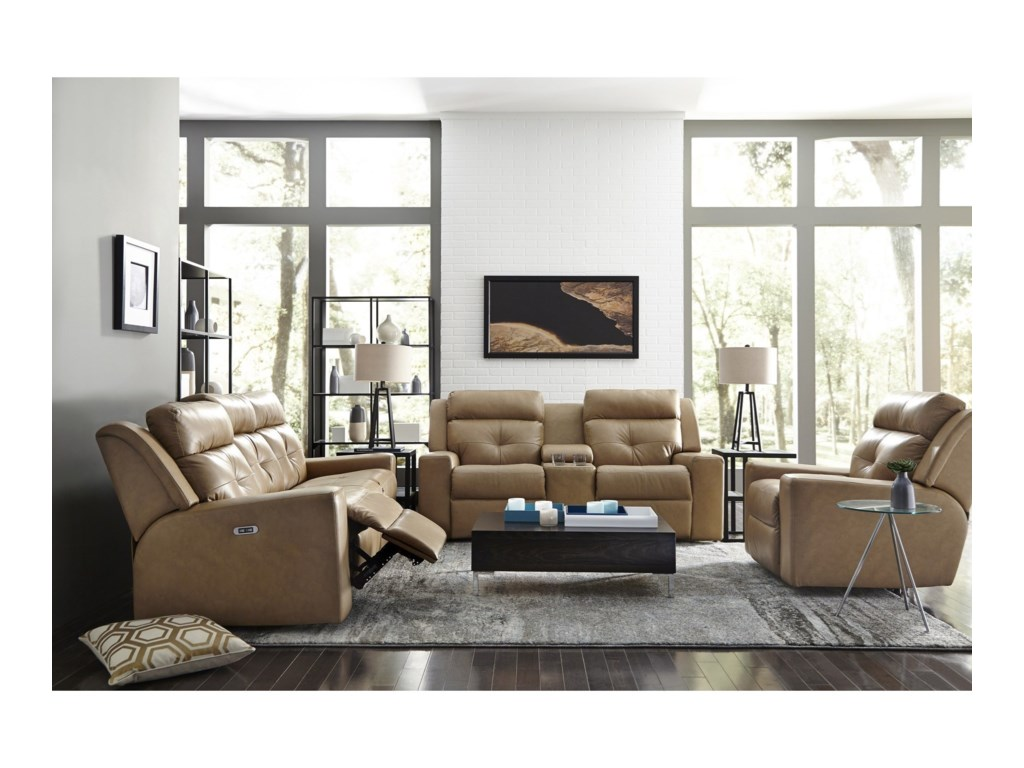 Palliser GroveReclining Living Room Group