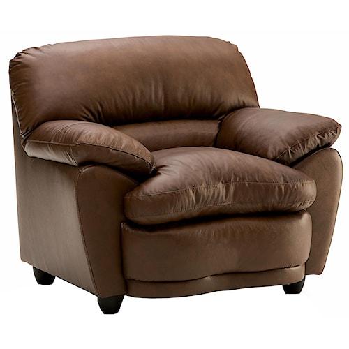 Palliser Harley Casual Upholstered Chair