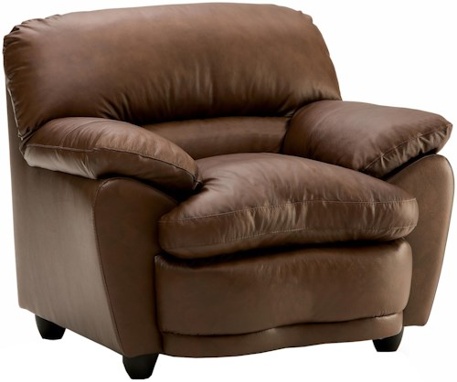 Palliser Harley Casual Upholstered Chair