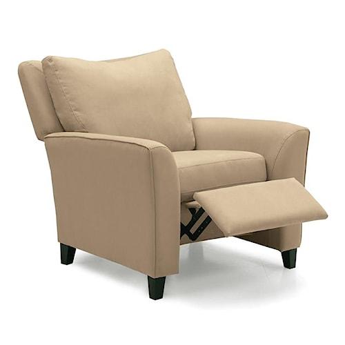 Palliser India Transitional Pushback Chair