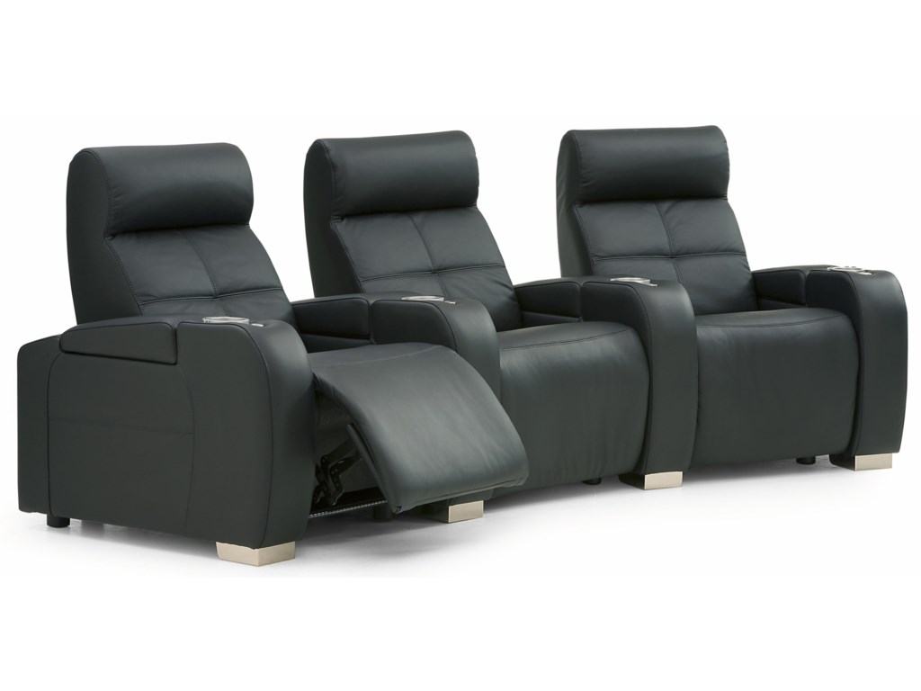 Palliser IndianapolisManual Theater Seating