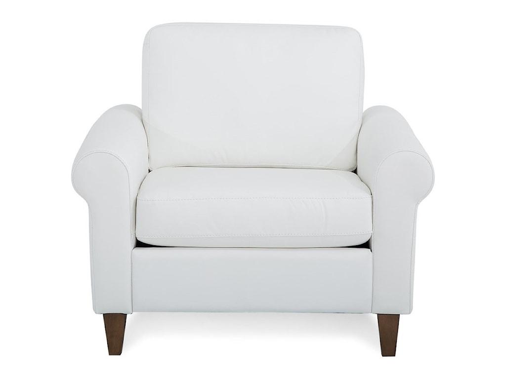 Palliser Inspirations - Marbella High Leg Contemporary Sofa ...