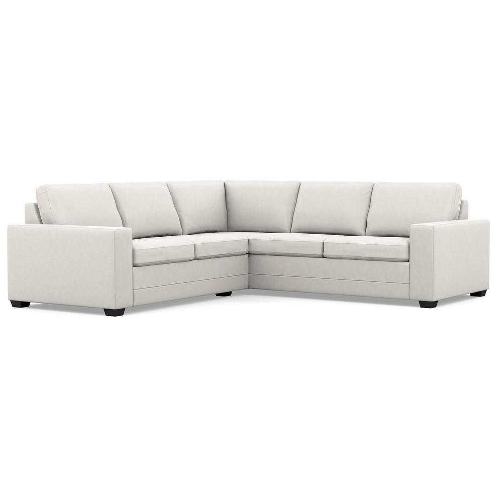 Palliser Inspirations Bello Low Leg Contemporary Sectional