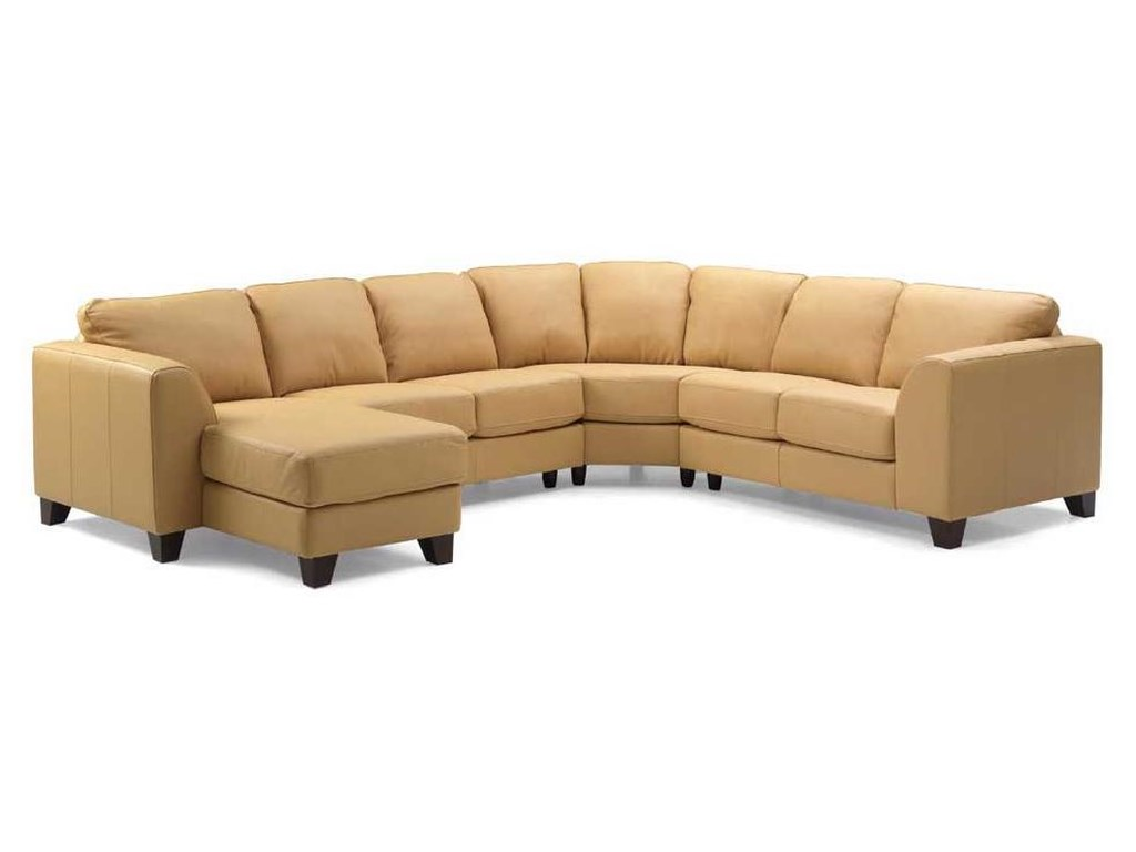 Palliser Juno Elements 77094Corner Chaise Sectional