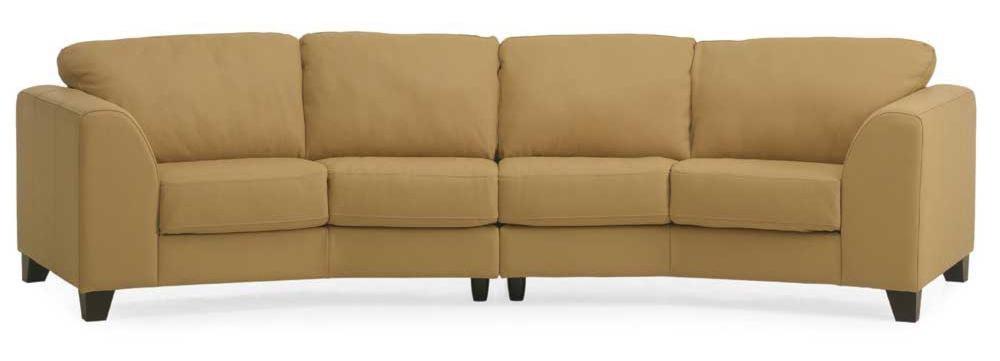 Palliser Juno Elements 77094Angled Sectional Sofa