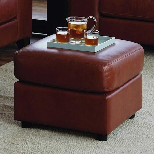 Palliser Juno Elements 77494 Square Ottoman