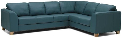 Palliser Juno Elements 77494 Right Arm Facing Corner Sectional