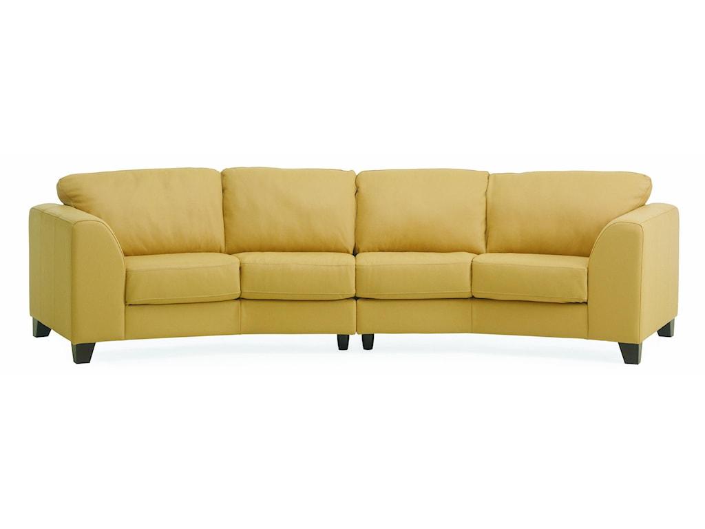 Palliser Juno ElementsAngled Sectional Sofa