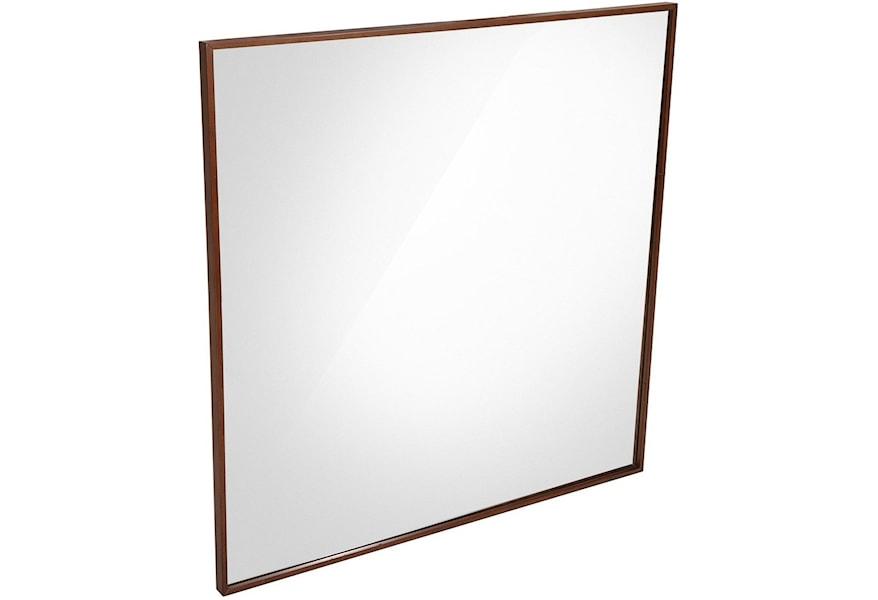 Palliser Kamden 710 401 Mid Century Modern Dresser Mirror Dunk