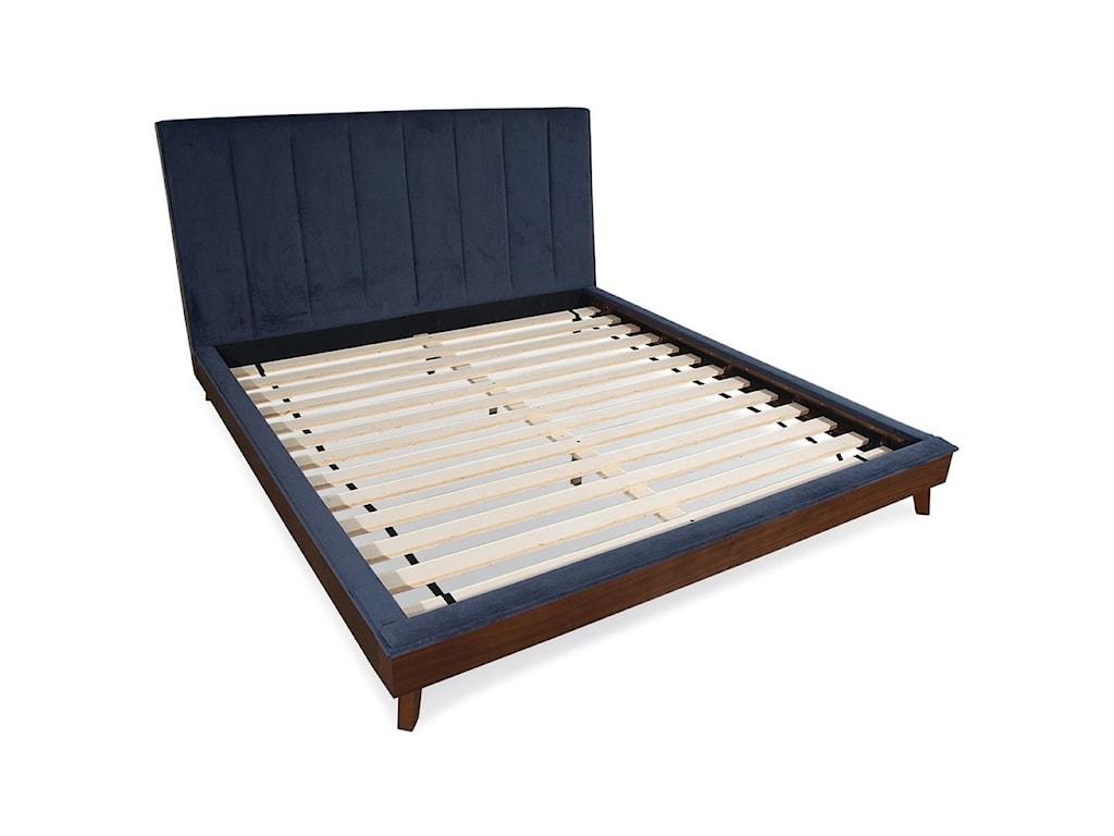 Palliser KamdenQueen Upholstered Bed