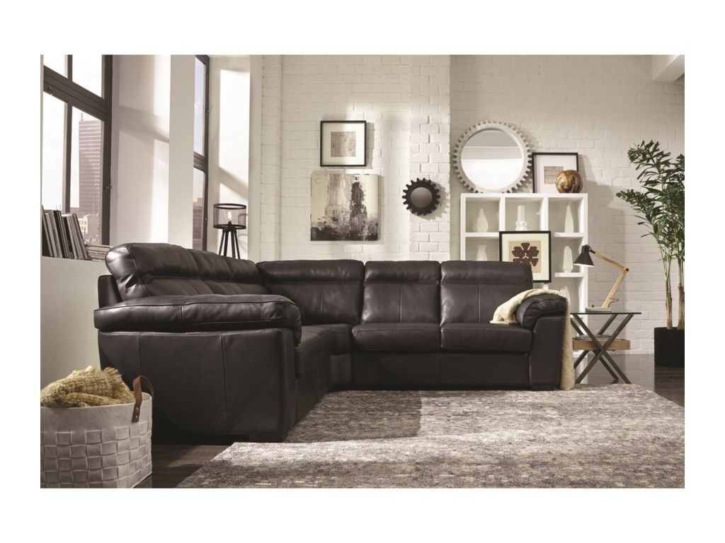 Palliser Kingston3 Piece Sectional
