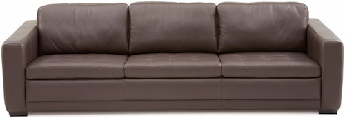 Palliser Knightsbridge Transitional Sofa with Track Arms