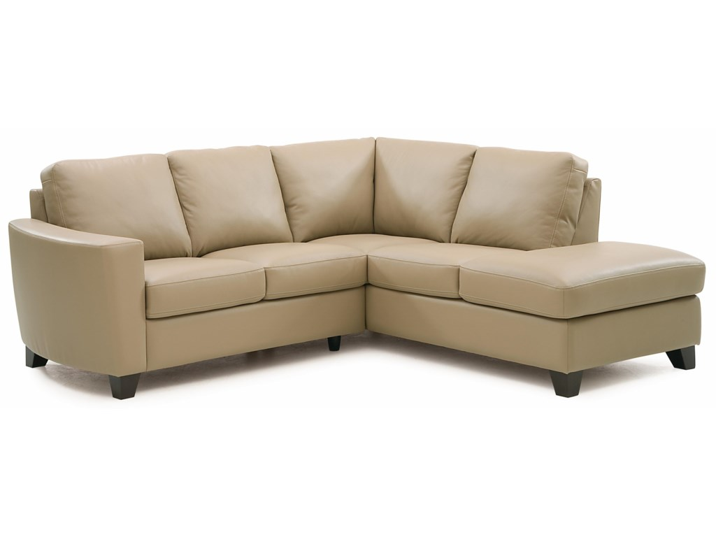 Palliser Leeds2 pc. Sectional