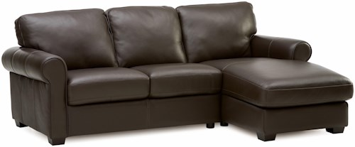 Palliser Magnum Transitional 2 pc. Sectional with RHF Chaise