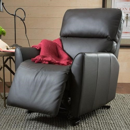 Palliser Markland Casual Rocker Recliner with Tapered Arms
