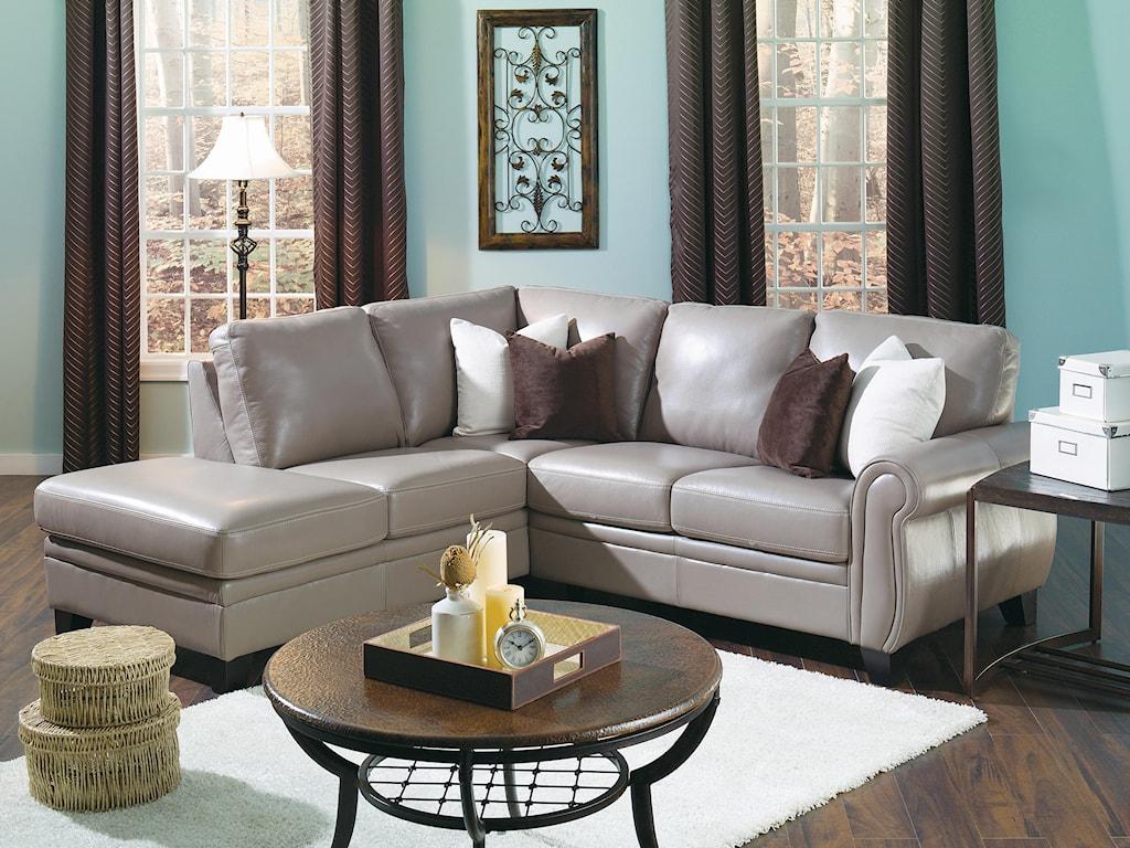 Palliser Meadowridge2 Pc Sectional Sofa