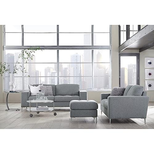 Palliser Mica Stationary Living Room Group