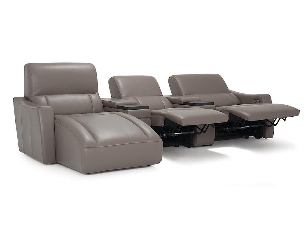 Palliser MotivoLeft Hand Facing Reclining Sofa Chaise