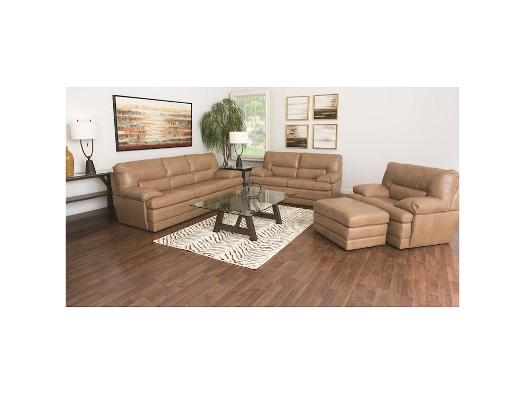 Palliser NorthbrookStationary Living Room Group