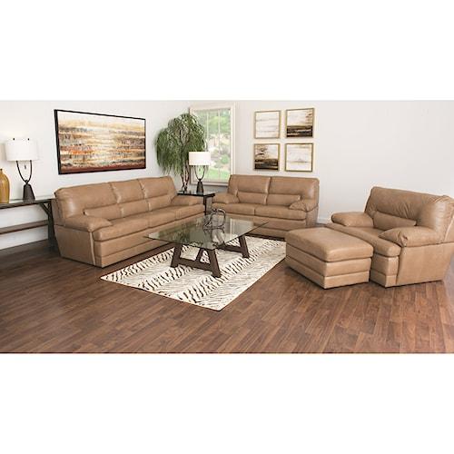 Palliser Northbrook Stationary Living Room Group